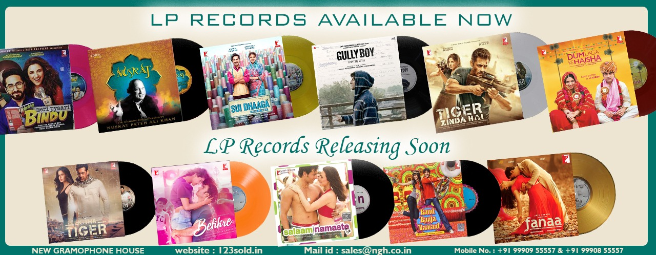 New Releasing Records