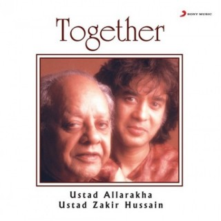 Allarakha & Zakir Hussain - Together - 190758577715 - LP Record