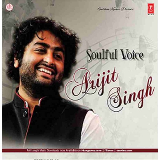 Arijit Singh - Soulful Voice - SFLP 11 - LP Record