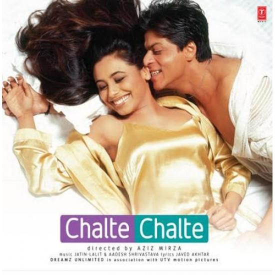 Chalte Chalte - SFLP 24 - LP Record