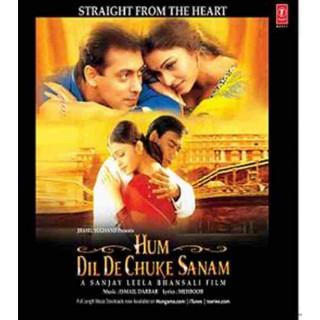 Hum Dil De Chuke Sanam - SFLP 09 - LP Record