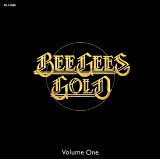 Bee Gees Gold Vol.1 - RS 1 3006 - LP Reprinted Cover
