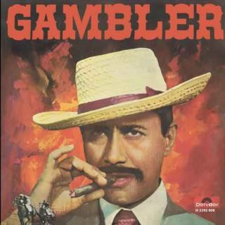 Gambler - H 2392 008 - Reprinted LP Cover Only