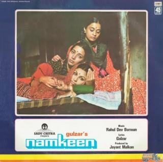 Namkeen - 45NLP 1175 - LP Reprinted Cover