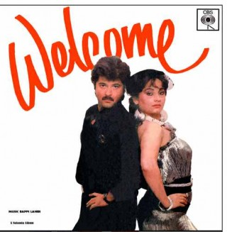 Welcome - IND 5135 - LP Record