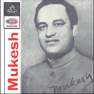 Mukesh - Film Hits - TAE 1359 - (Condition - 90-95%) - Cover Reprinted - EP Record