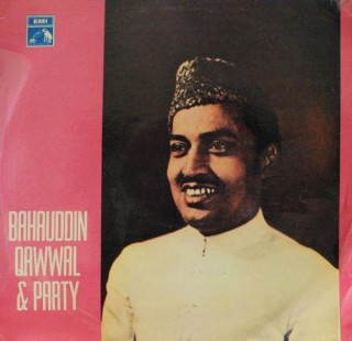 Bahauddin Qawwal & Party - JCLPI 12474 - LP Record - (Made In South Africa)