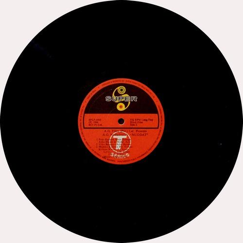 SFLP Muddat Record - - LP - Fold Cover 1095 Book