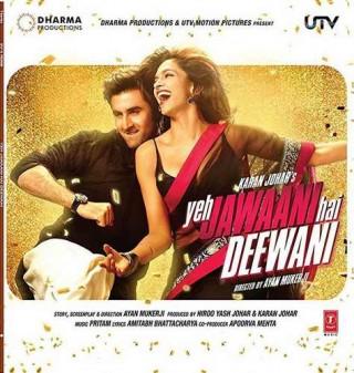 Yeh Jawaani Hai Deewani – 8903431200143 – LP Record