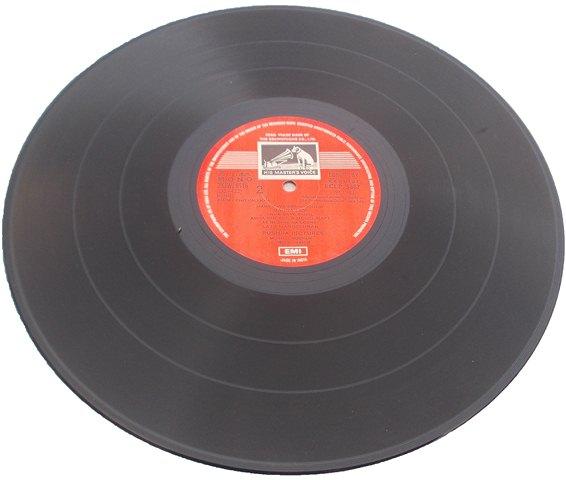 Chitralekha - ECLP 5887 - LP Record