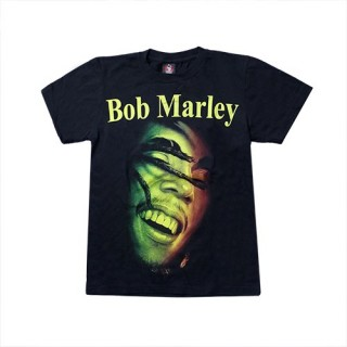 Bob Marley T'Shirt Music - (100% Cotton) - TS102  - Size - SMALL