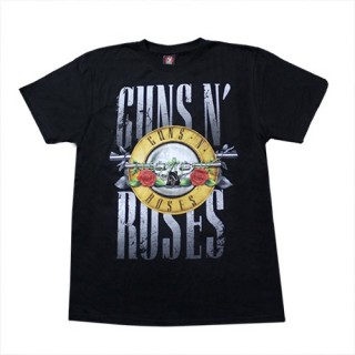 Guns N' Roses T'Shirt Music - (100% Cotton) - TS105 - Size - SMALL