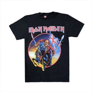 Iron Maiden T'Shirt Music - (100% Cotton) - TS108 - Size - SMALL