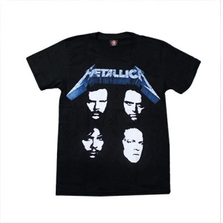Metallica T'Shirt Music - (100% Cotton) - TS111 - Size - SMALL