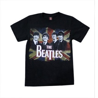 The Beatles T'Shirt Music - (100% Cotton) - TS119 - Size - SMALL