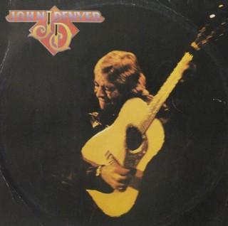 John Denver - AQLI 3075 - Cover Good Condition - LP Record