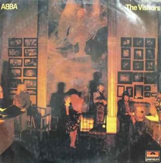 Abba - The Visitors - 2311 122 - (Condition 90-95%) - LP Record
