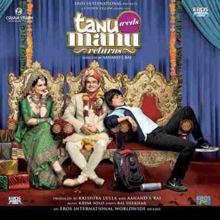 Tanu Weds Manu Returns - 8907011125802 - Cover Book Fold - LP Record