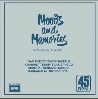 Moods and Memories - Instrumental Film Hits - S/45 OLP 501 - Cover Colour Photostate - LP Record