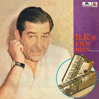 R. K.`S Film Hits, The Peter Moss Sound - Instrumental - 2392 970 - Laminated LP Cover