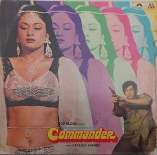 Commander - 2392 304 - (Condition - 85-90%) - LP Record