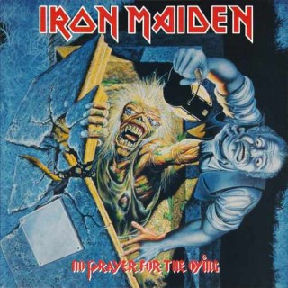 Iron Maiden - No Prayer The Dying - 0190295852351 - LP Record