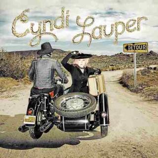 Cyndi Lauper - Detour - 081227947064 - LP Record