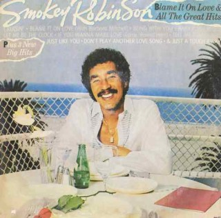 Smokey Robinson - 6064 TL - LP Record