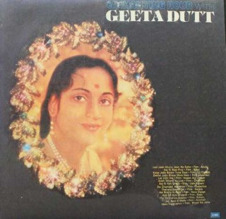 Geeta Dutt Enchanting Hour With - G/ECLP 5953 - LP Record