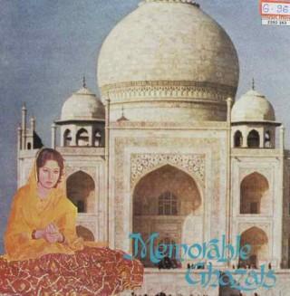 Memorable Ghazals - 2392 363 - LP Record