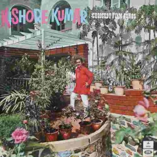 Kishore Kumar Choicest Film Songs - MOCE 4050 - LP Record