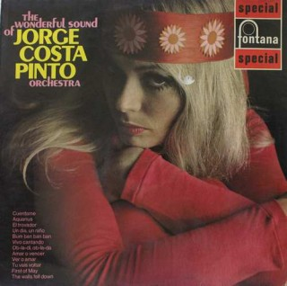 Jorge Costa Pinto - The Wonderful Sound Of Jorge Costa Pinto Orchestra - SFL 13196 - LP Record