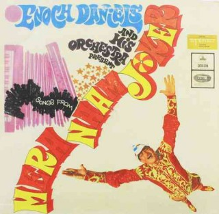 Enoch Daniels & His Orchestra (Mera Naam Joker) - S/3AECX 5318 - (Condition 85-90%) - Odeon First Pressing - Cover Reprinted - LP Record