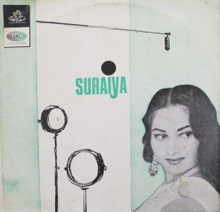 Suraiya - 3AEX 5121 - (Condition 90-95%) - Odeon First Pressing - LP Record