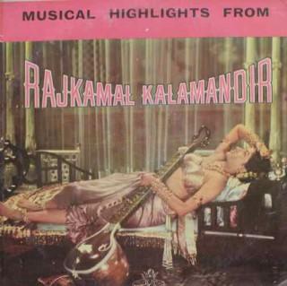 Rajkamal Kalamandir - Musical Highlights - 3AEX 5006 - LP Record