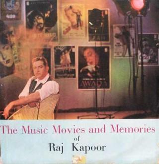 Raj Kapoor - The Music Movies And Memories Raj Kapoor - 3AEX 5008 - LP Record