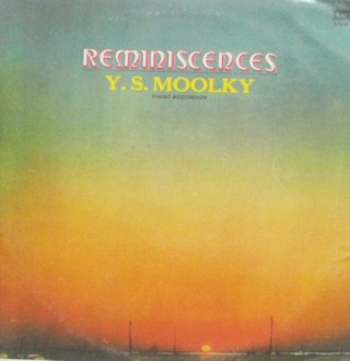 Y. S. Moolky Reminiscences - S/MOCE 3014 - LP Record