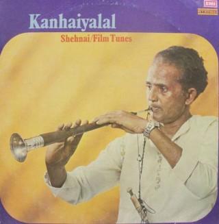 Kanhaiyalal Shehnai (Film Tunes) S/MOCE 4210 - LP Record