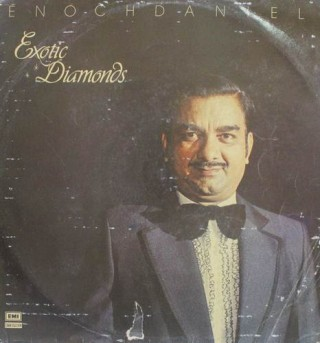 Enoch Daniels Exotic Diamonds - S/MOCE 4228 - Cover Good -LP Record