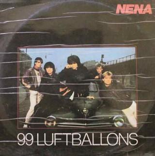 Nena - 99 Luftballons - EPIC 10106 - LP Record