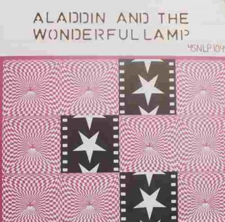 Aladdin And The Wonderful Lamp - 45NLP 1044- LP Record