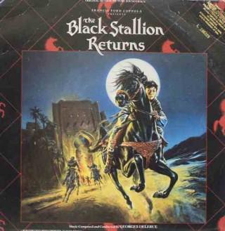 The Black Stallion Returns - LO 51144 - LP Record