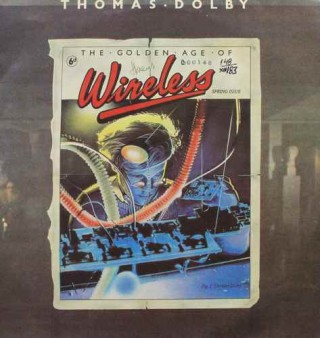 Thomas - The Golden Age of  Wireless - VIP 1001 - LP Record
