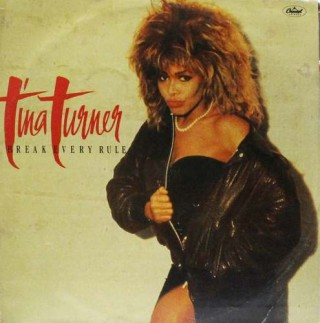 Tina Turner - Break Every Rule - PJ 12530 - LP Record