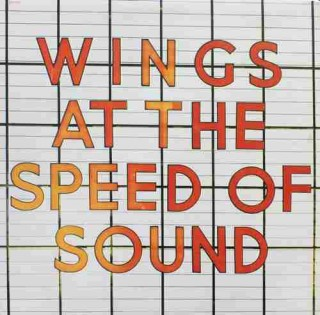 Wings at the Speed of Sound - SW 11525 - LP Record