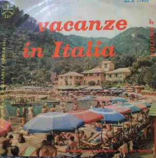 Vacanze In Italia Vol. 3 - MS A 77012 - LP Record