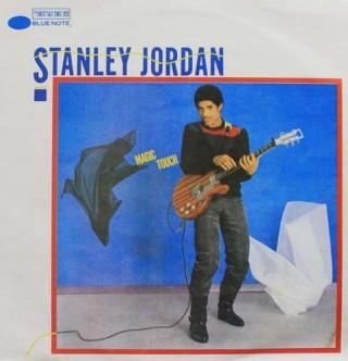 Stanley Jordan - BT 85101 - LP Record