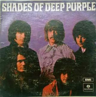 Deep Purple  - Shades Of Deep Purple - PCS 7055 - (Condition 85-90%) - LP Record