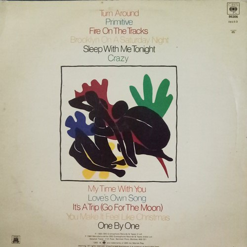 Neil Diamond Primitive - CBS 10153 - LP Record