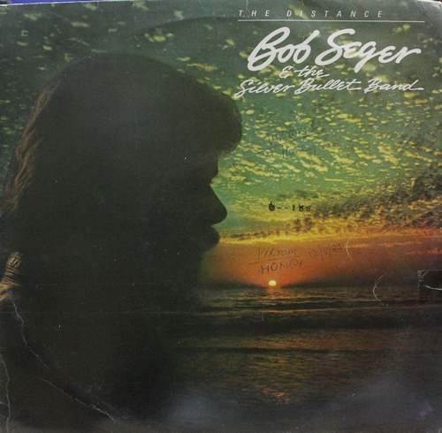 Bob Seger - The Silver Bullet Band - St 12254- LP Record